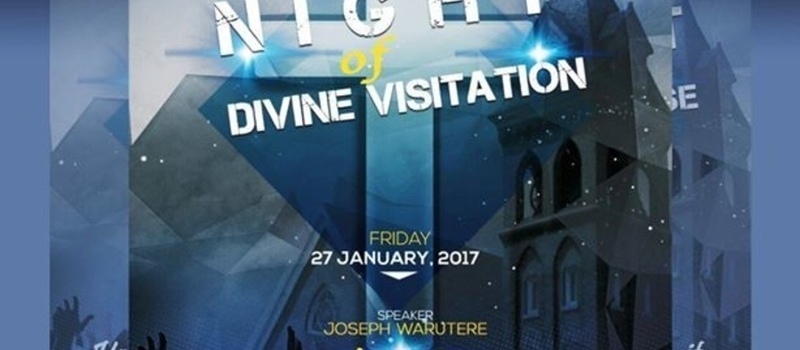 A Night of Divine Visitation