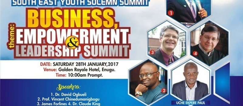 South East Youth Solemn Summit