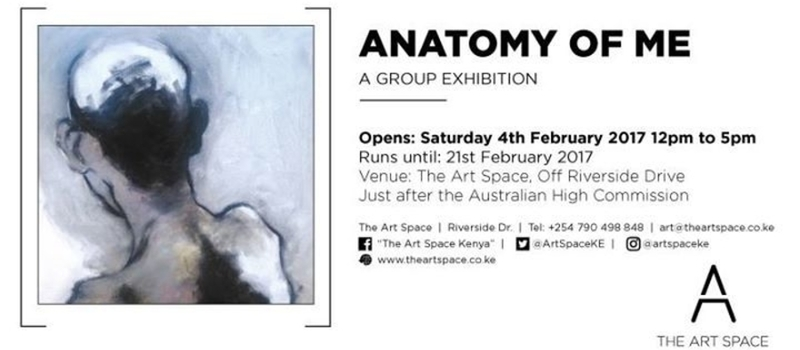 Exhibition Opening: Anatomy of Me - A Group Exhibition