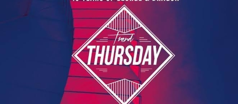 Trend Thursday with DJ Cartel