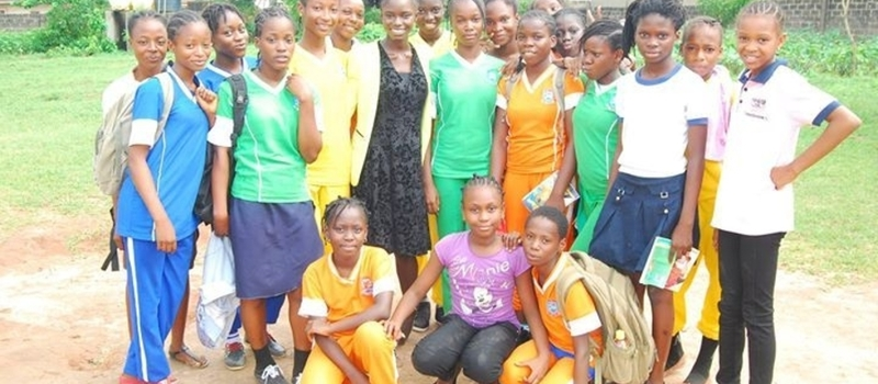 School Outreach. Theme: the Nigerian YOUTH and TIME Management