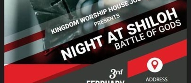 NIGHT@SHILOH; The Battle Of The gods