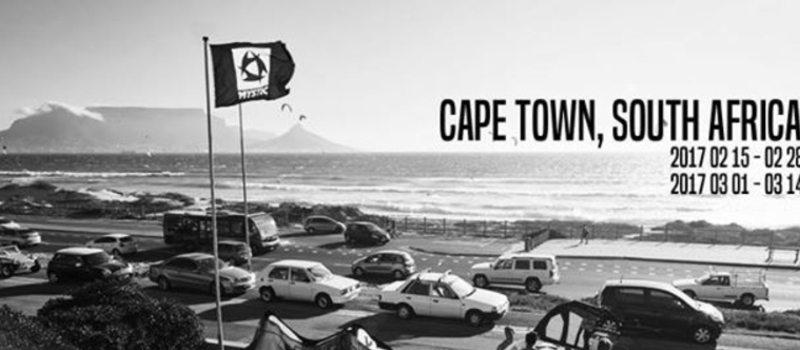 Kite/Wake/Surf/Travel - Cape Town, South Africa 2017