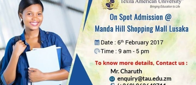 Texila American University Conducts On spot Admission
