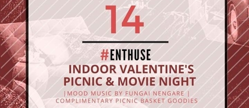 Indoor Valentine's Picnic & Movie Night With ENTHUSE