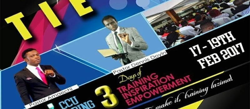 TIE (Training, Inspiration & Empowerment) Conference