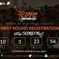 SCORE CONFERENCE 2017