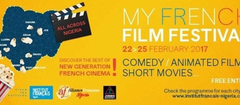 My French Film Festival / All across Nigeria !