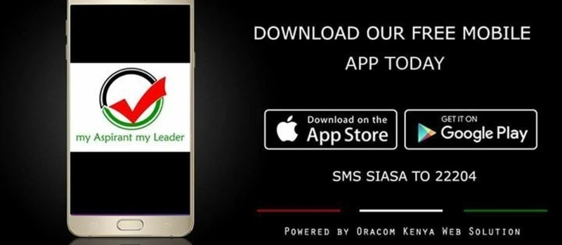 Mobile App Launch - My Aspirant My Leader