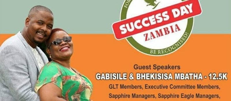 SUCCESS DAY - ZAMBIA