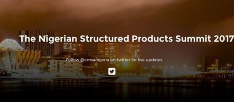 The Nigerian Structured Products Summit