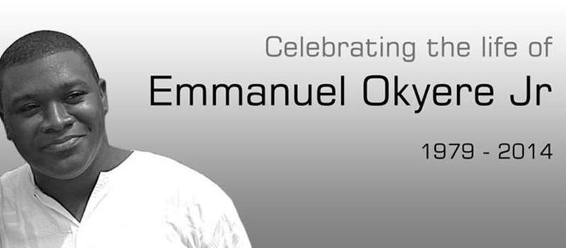 Special Meetup In Honour of Emmanuel Okyere