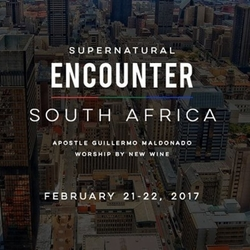 Supernatural Encounter South Africa