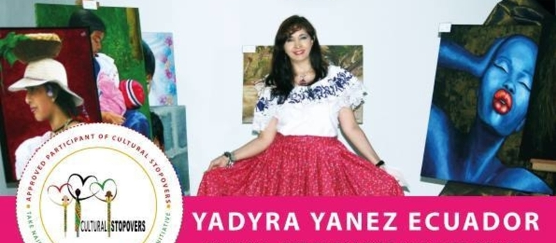 Yadyra Yanez Guest Artist Nairobi Kenya 2 to 9 March 2017