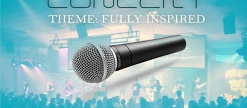 "DIVINE WORSHIP CONCERT dubbed ""Fully Inspired"""