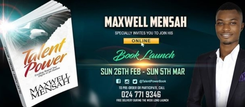 Talent Power Book Launch