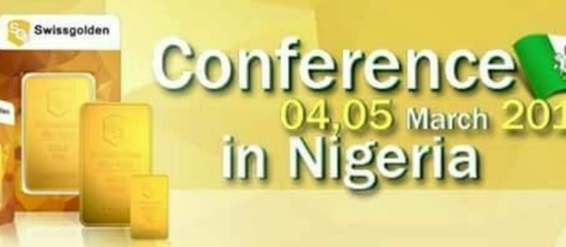 1st Swissgolden Conference in Nigeria