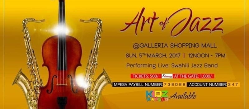 Art of Jazz March Edition