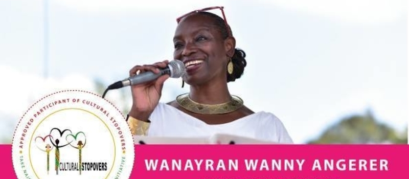 Women in Music & Dance Therapy with Wanny & Fezi 6th March