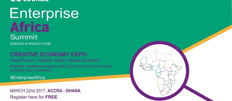 CREATIVE ECONOMY EXPO - ENTERPRISE AFRICA SUMMIT