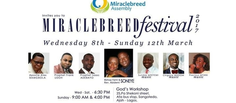 Miraclebreed Festival 2017