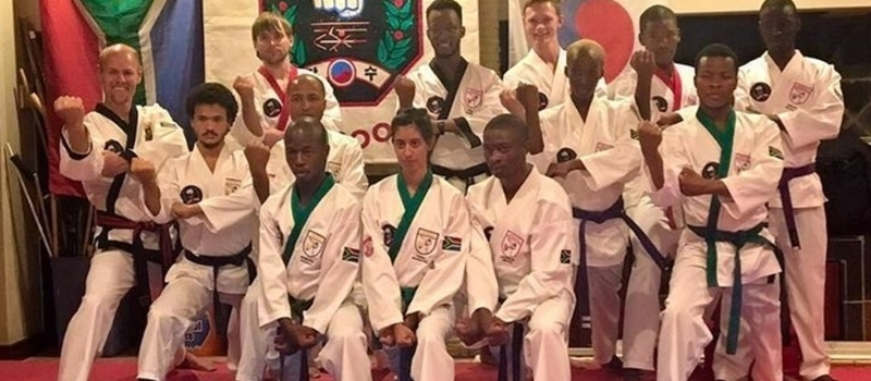CTSD & HK South African Championships 2017