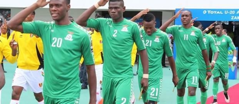 ZAMBIA vs MALI (Afcon U20)