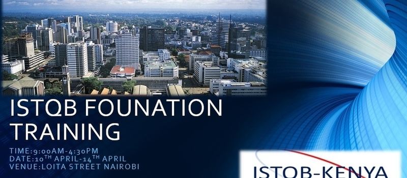 ISTQB Foundation Training