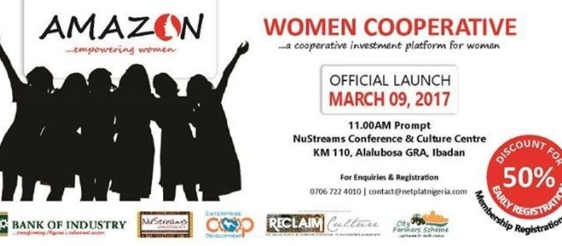 Official Launch of the Amazon (Women) Cooperatives