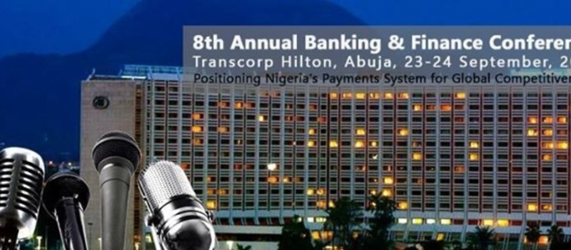 The 8th Annual Banking & Finance Conference