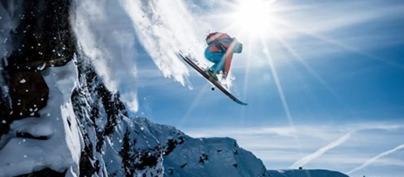 Here, There & Everywhere ( Warren MIller Ski Movie )