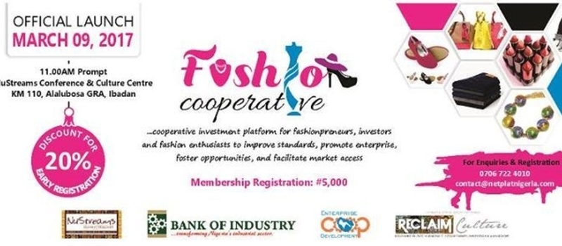 Official Launch of the Fashion Cooperative