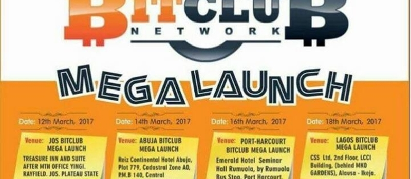 Bitclub Launch In Nigeria