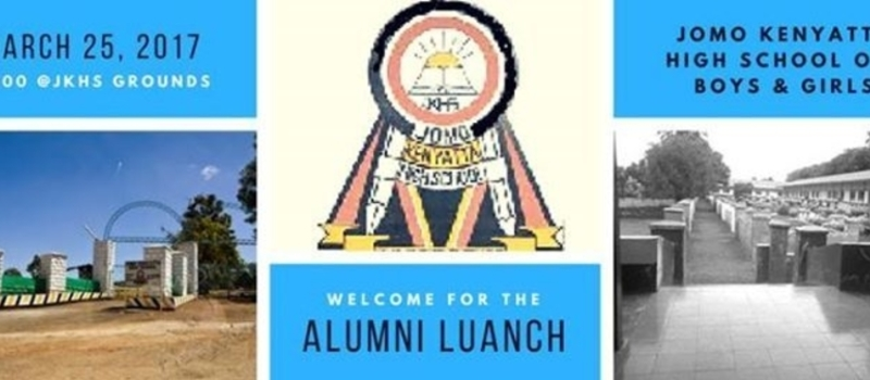 Jomo Kenyatta High School Alumni Launch