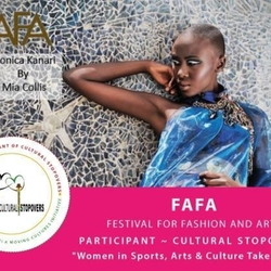 Women in FAFA Market Craft, Fashion, Arts & Culture 26th March.