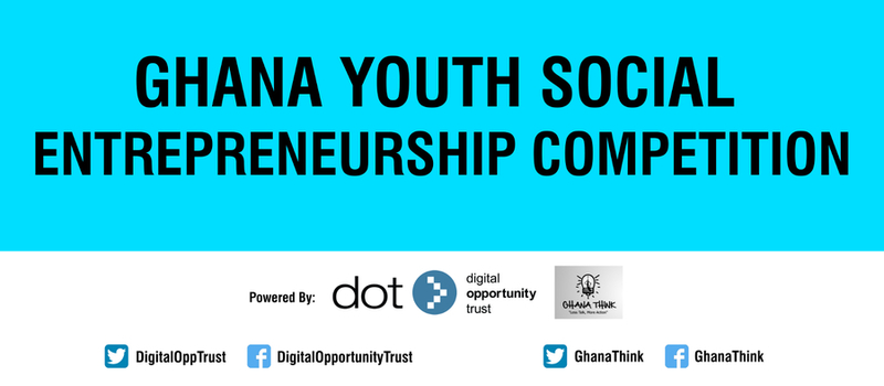 Ghana Youth Social Entrepreneurship Competition