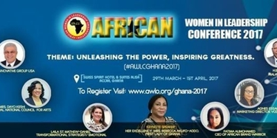 African Women in Leadership Conference 2017, Ghana