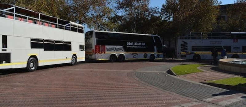 Huawei Joburg Day Party Bus Transport