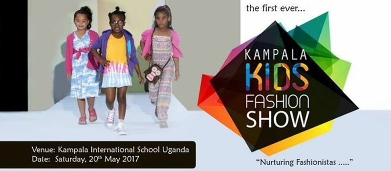 The Kampala Kids Fashion Show