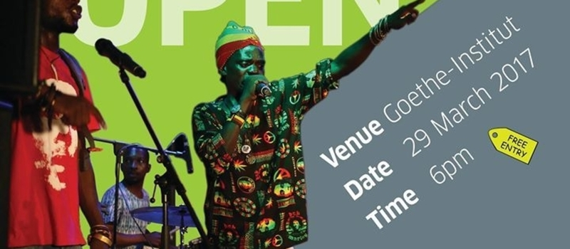 Open Stage at Goethe-Institut