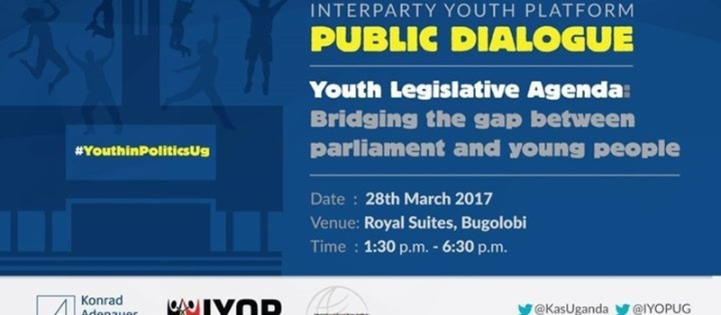 Inter-Party Youth Platform Public Dialogue