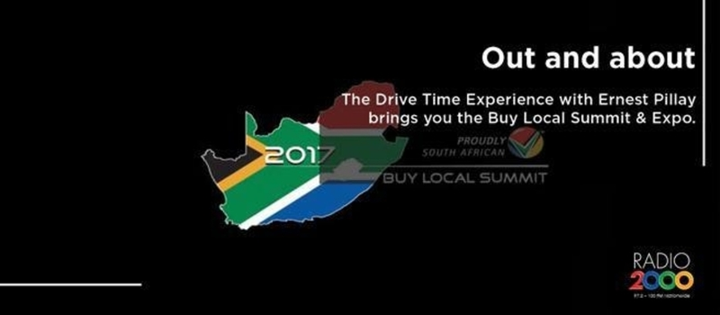 2017 Proudly South African Buy Local Summit