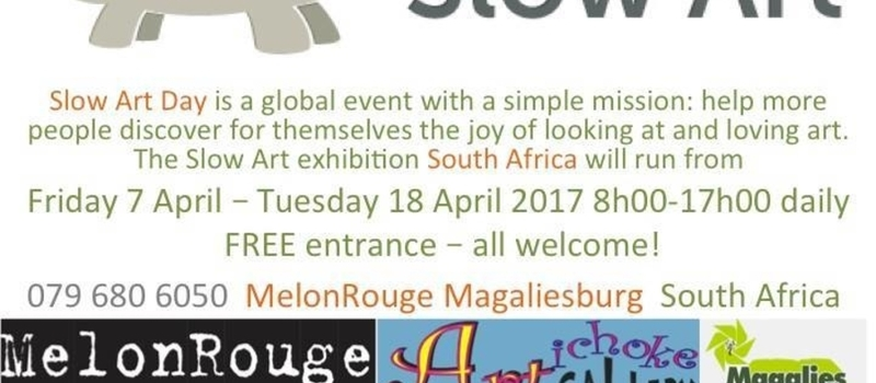Slow Art Exhibition Magaliesburg South Africa