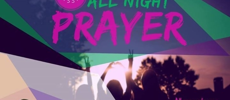 Spotless : Good Friday All Night Prayer