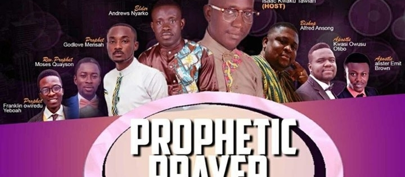 PROPHETIC PRAYER CONFERENCE 2017