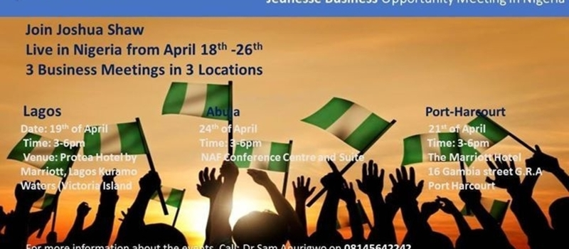 Nigeria - Lagos, Opportunity Meeting