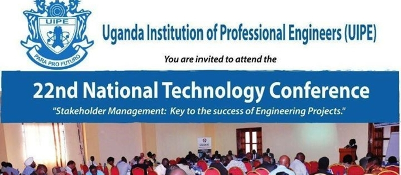 22nd UIPE National Technology Conference - Uganda