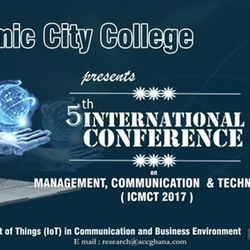 5th International Conference on Mgt, Communication and Technology
