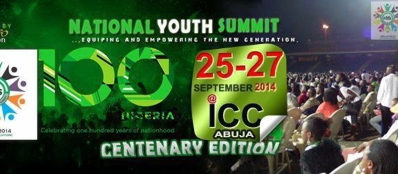 National Youth Summit 2014