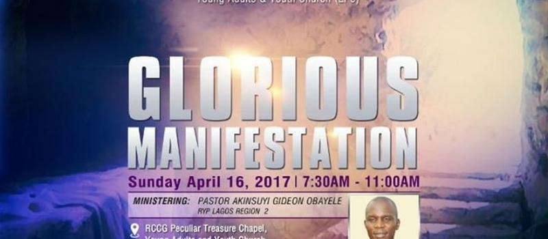 Glorious Manifestations